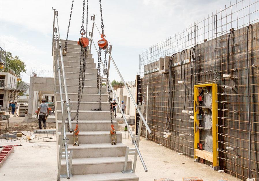 PBM Groupe Produit Batiment droits beton