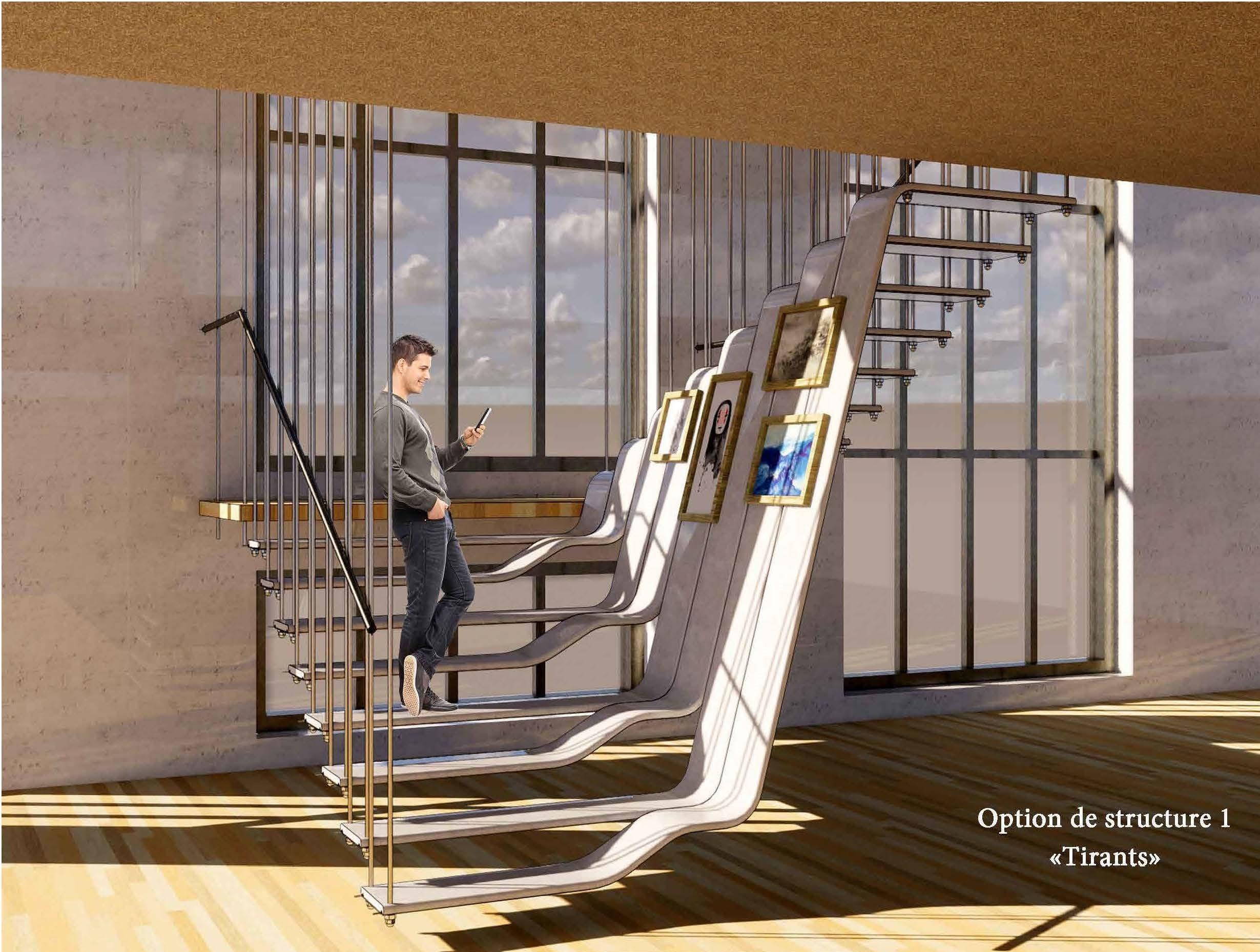 Prix du public Stairs Design Awards 2019