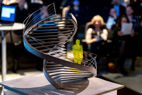 2ème prix Stairs Design Awards 2019