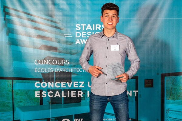 Sébastien Schümmer - Stairs Design Awards