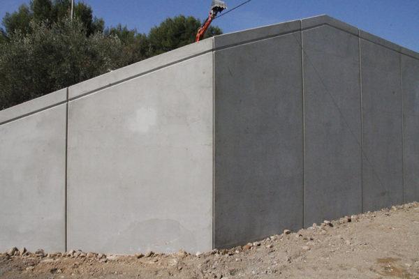 Murs de soutènement PBM - Nîmes (4)