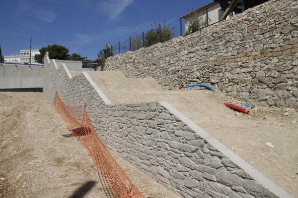 Murs de soutènement PBM - Nîmes (5)