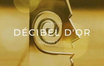 décibel d'or pbm