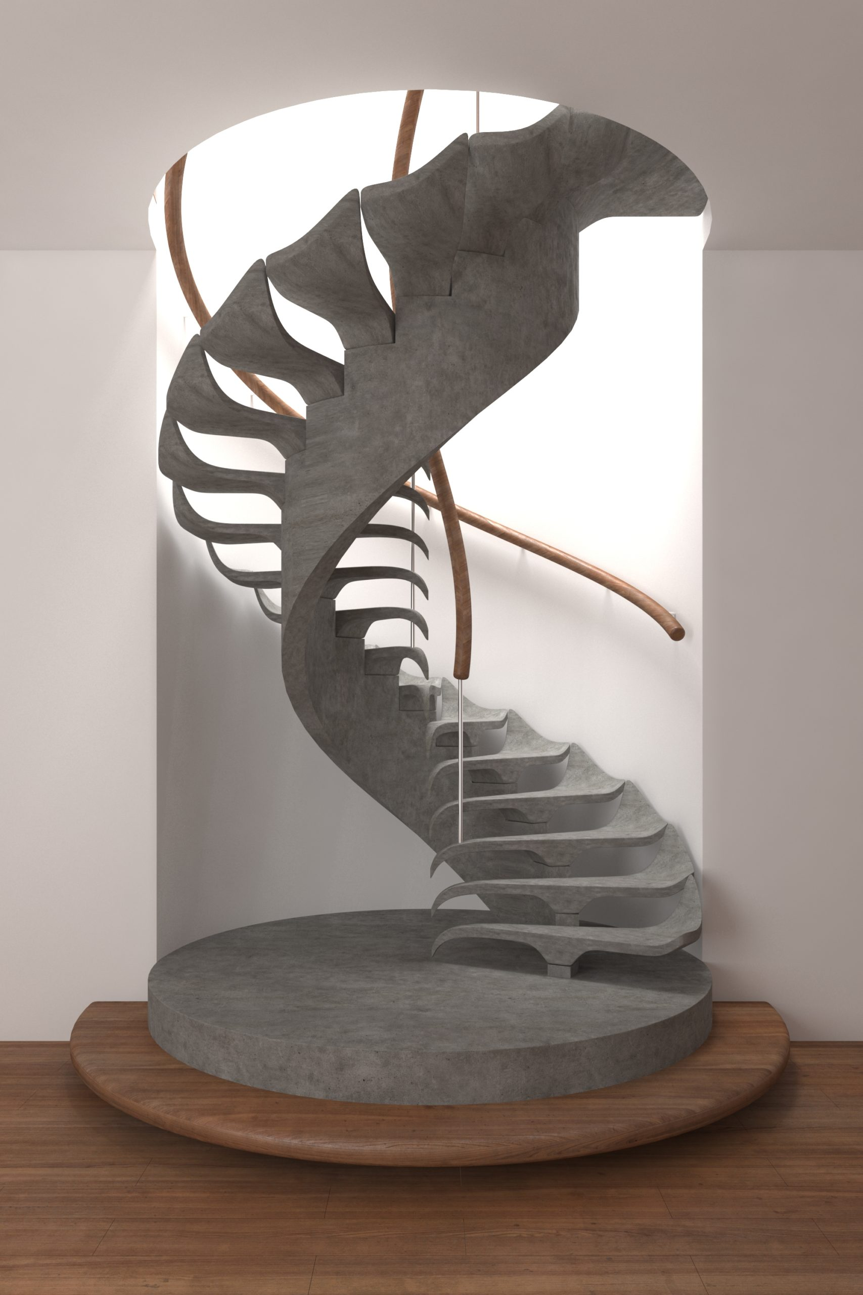 projet fossil stairs design awards 2020