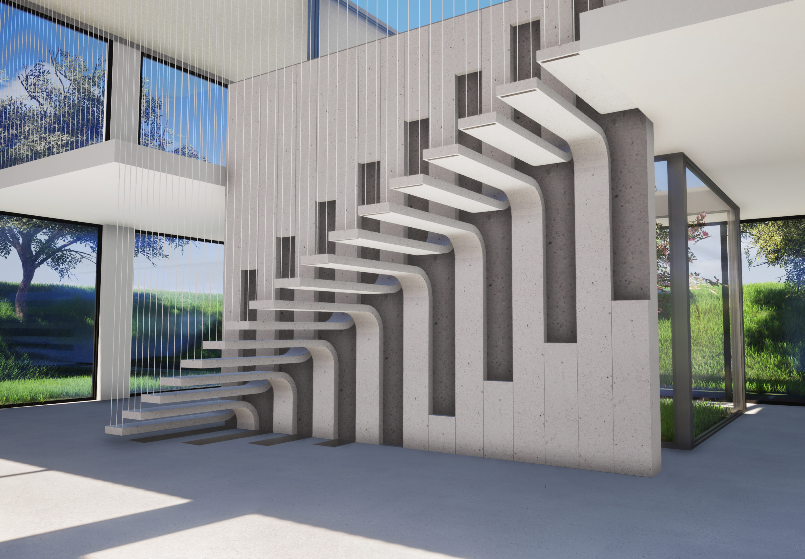 3ème prix stairs design awards
